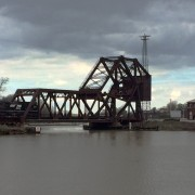 Railroad Liftbridge, Ashtabula, Ohio